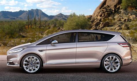 2019 Ford Smax Specification Pictures And Changes Ford