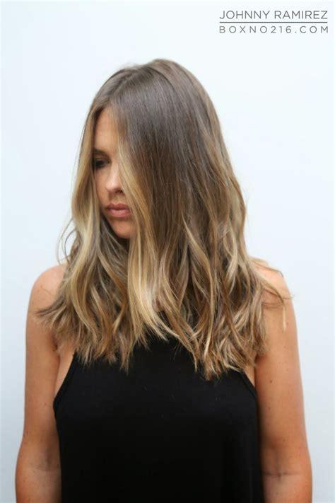 Sun Brown Hair by Best 25 Sun Kissed Highlights Ideas On
