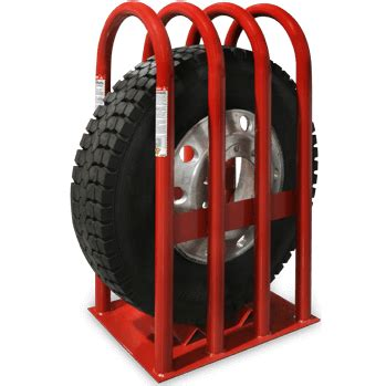 Tire Inflation Cage  4bar Tire Inflation Cage Osha