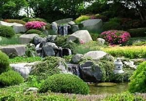 Garten Und Deko : deko f r steingarten steingarten anlegen mit vlies garten deko garten und bauen nowaday garden ~ Sanjose-hotels-ca.com Haus und Dekorationen
