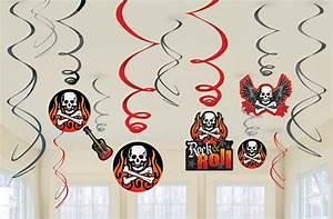Mottoparty 50er Deko : ballonsupermarkt rock roll wirbler dekoration partydekoration mottoparty rock ~ Sanjose-hotels-ca.com Haus und Dekorationen