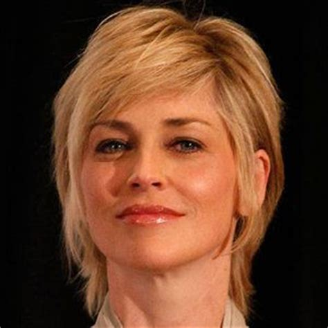 Die besten 17 Ideen zu Sharon Stone Hairstyles auf