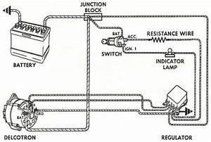 Alternator Connections Diagram