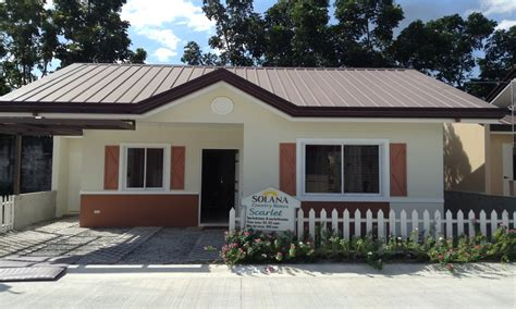 pampanga philippines homes pampanga house  lot  sale