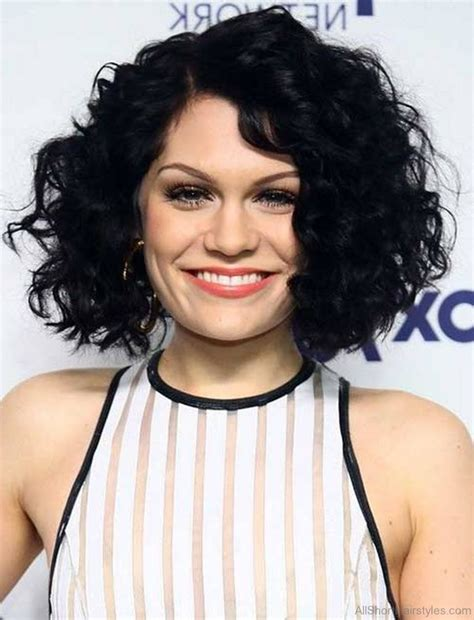 Trendy Curly Hairstyles by 60 Brilliant Curly Bob Hairstyles