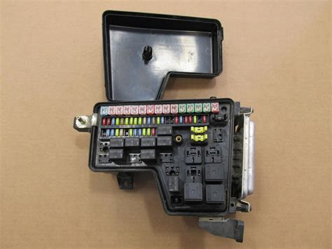Ram 1500 Fuse Box by 2003 2004 2005 Dodge Ram 4 7l 1500 Integrated Power