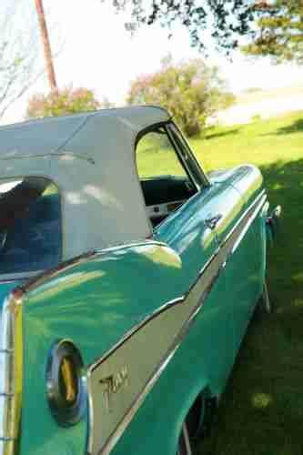 buy   plymouth sport fury convertible  original