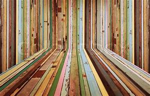 Wood material background for Vintage wallpaper Stock