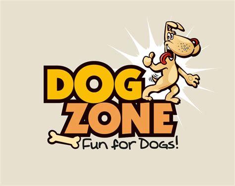 dog zone logo design  wizarts