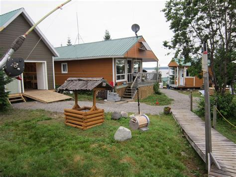 chalet 224 louer saguenay lac st jean ludger de milot pourvoirie du lac paul id 7162