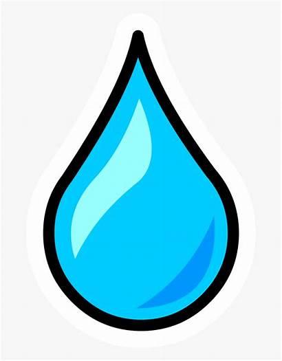 Water Clip Droplets Clipart Drop Kindpng