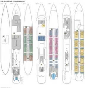 wind surf deck plans cabin diagrams pictures