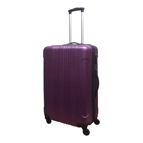 grote abs l castillo abs koffer rio l paars luggage 4 all