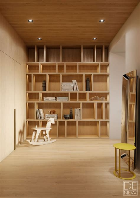 Two Apartments With Texture One Soft One Sleek by 467 Best Unique Bookshelf Designs Images On