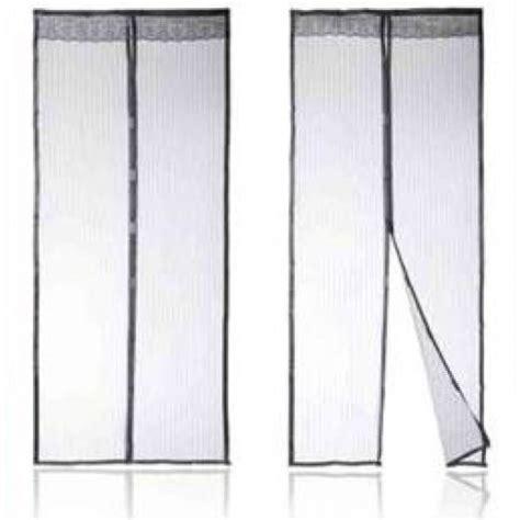 magnetic mesh screen door universal fitting magnetic mesh door screen