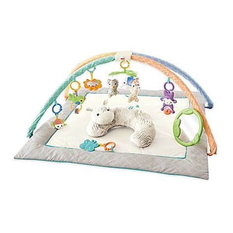 infant play mat fisher price 174 safari dreams deluxe cuddle buybuy baby 1861