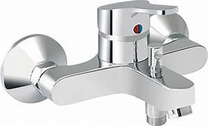 Ideal Standard Badewannenarmatur : ideal standard b8587aa wannenarmatur slimline ii aufputz verchromt ~ Yasmunasinghe.com Haus und Dekorationen