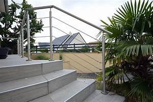 Cable Garde Corps : garde corps cable pour terrasse divinox ~ Voncanada.com Idées de Décoration
