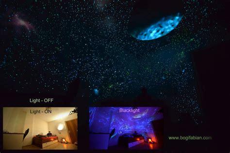 Glow The Dark Bedroom Murals Future Decorating
