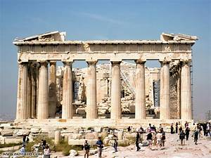Travels and Tourism: Parthenon in Athens Greece