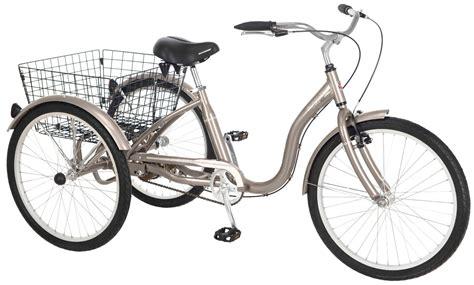 3 Wheel Bike For Heavy People
