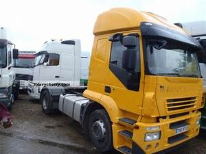Iveco 440at 45 New Stralis Euro 4 Engine  2007 Standard