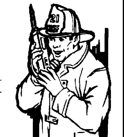 13000 firefighter clipart black and white firefighter black and white fireman clip black and