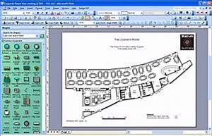 Floor planning software free floorplan designs for Visio garden template