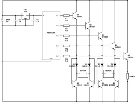 Building Electrical Wiring Schematic Simple by Transistors Electric Circuit Diagram Proof Check