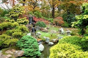 jardin japonais paysage naturel tout With creer un jardin japonais miniature