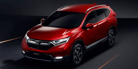 honda crv hybrid 2018 honda cr v hybrid version to launch in 2019 electrive