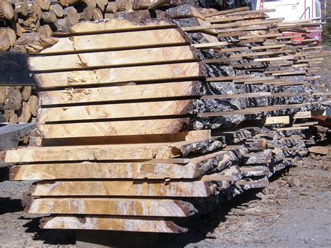 Birch Logs For Fireplace by Live Edge Slabs Walnut Pine Maple Cherry Oak Bark House