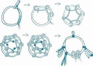Faire Un Attrape Rêve Facile : attrape r ves creacorner ~ Melissatoandfro.com Idées de Décoration