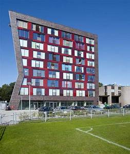 University of Twente Campus Building: Campagneplein ...