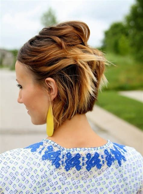 31 ideas for getting short ombré hair #6. 22 Wondeful Ombre Hairstyles for 2015 - Pretty Designs