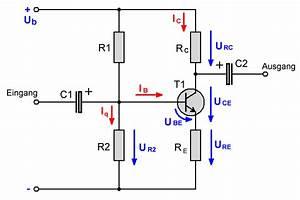 Transistor Als Schalter Berechnen : die elektronik hobby bastelecke ~ Themetempest.com Abrechnung