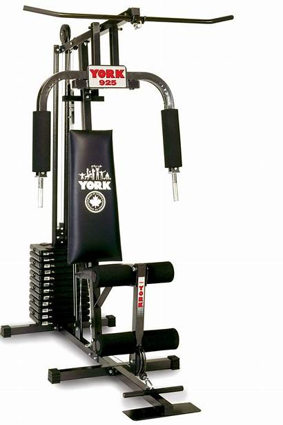 Gym York Machine Multi Equipment Fitness Workout