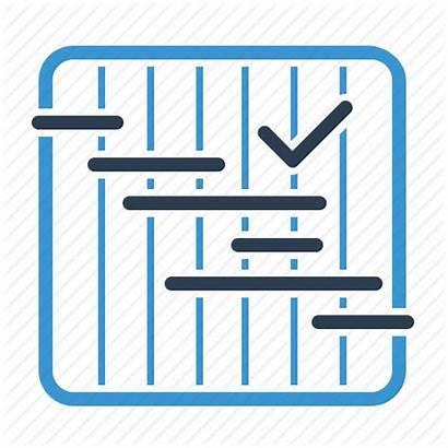 Project Plan Clipart Icon Schedule Management Transparent