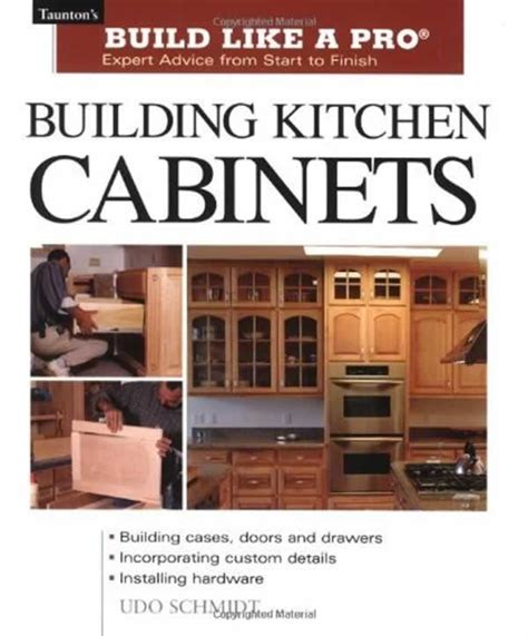 building your own kitchen cabinets excellent book about your own kitchen cabinets 7987