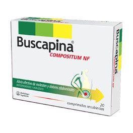 buscapina en el embarazo butilescopolamina en el embarazo