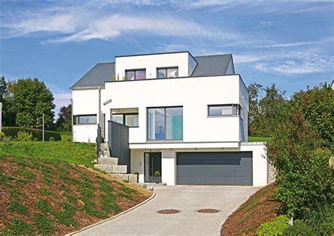 Garage Unter Einfamilienhaus by Einfamilienhaus Der Familie Ziegler Fertighaus Weiss