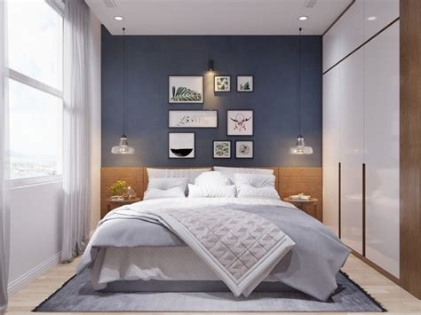 55 Scandinavian Bedroom Ideas For Small Apartment Round