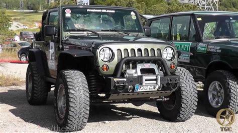 Jeep Wrangler Rubicon Off-road Trial 4x4 -2
