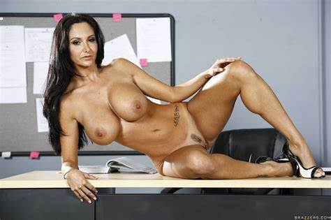 Ava Addams Is A Stranded Cous
