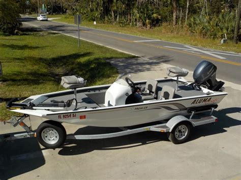 Aluminum Craft Bass Boats by 21 Hours 2016 Alumacraft 165 Prowler Aluminum Bass Boat 40