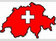 Carte Drapeau Suisse • Mapsofnet