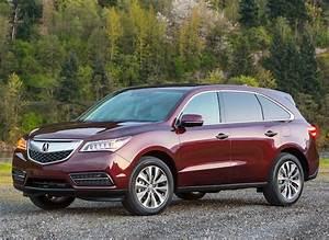2016 Acura MDX Affordable Luxury SUVs AskMen