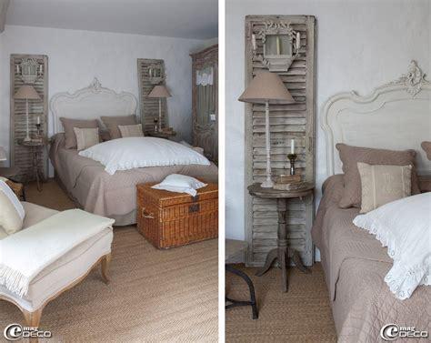 chambre humide que faire tête de lit rocaille de style louis xv peinte en blanc