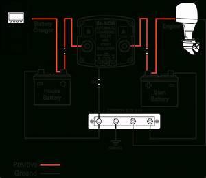 Marine Battery Switch Wiring Diagram