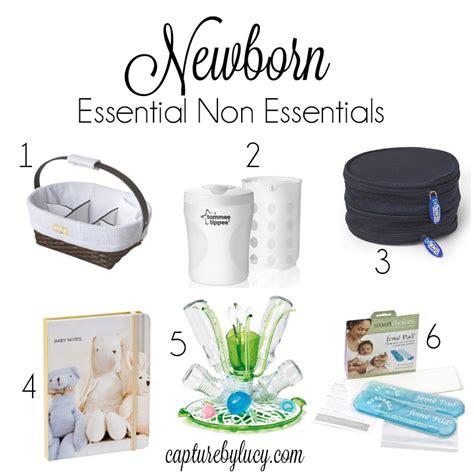 newborn baby essentials newborn essential non essentials capture by